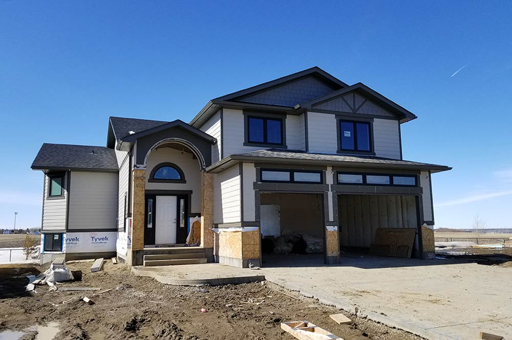 Stormbuilders house construction